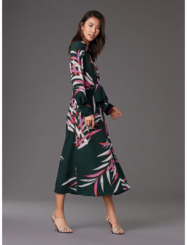 Von Silk Dress by Dvf