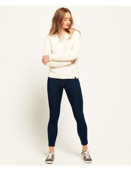 Cassie Skinny Jeans by Superdry