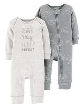 2 Pack Jumpsuits by Carter's