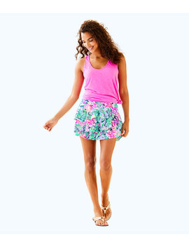 Upf 50+ Luxletic Mery Nylon Gabby Skort by Lilly Pulitzer