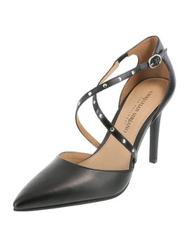 Women's Klassy Pin Stud Heel by Learn About The Brand Christian Siriano For Payless