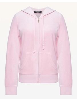 Juicy Laurel Velour Robertson Jacket by Juicy Couture