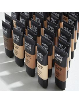 Matte Velvet Skin Liquid                  Full Coverage Foundation 24 H*                                 Like                           Like by Make Up Forever