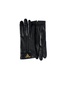 Leather Gloves by Prada
