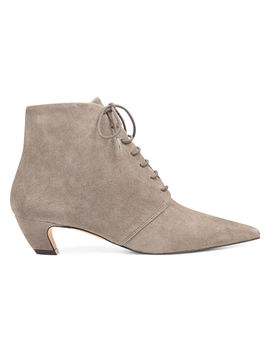 Yendira Pointy Toe Booties by Nine West