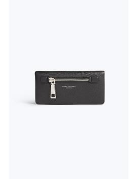 Gotham Open Face Wallet by Marc Jacobs