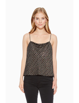 Summer Sequined Top by Parker Ny