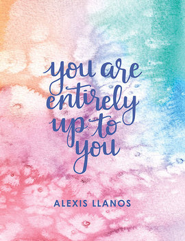 Up To You   Deluxe Monthly Planner by Erin Condren