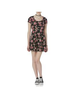 Joe Boxer Juniors' Skater Dress   Floral by Joe Boxer