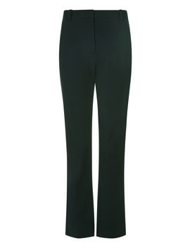 Zoom Cotton Stretch Trousers by Joseph