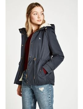 Prestwich Sherpa Lined Jacket by Jack Wills