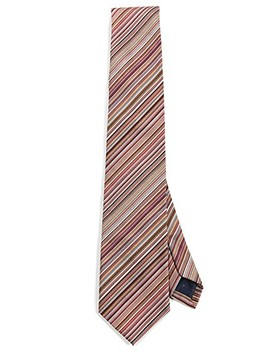 Multistripe Tie by Paul Smith