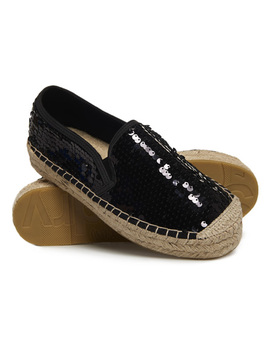 Polly Flatform Espadrilles by Superdry