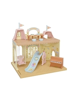 Calico Critters   Baby Castle Nursery by Toys Rus