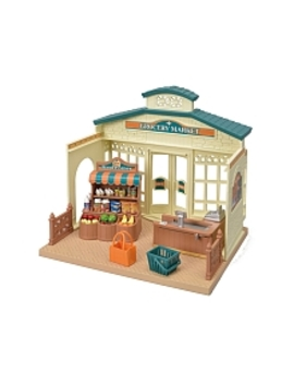 Calico Critters   Grocery Market by Toys Rus