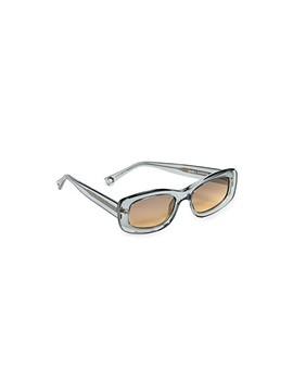 X Double Rainbouu Five Star Sunglasses by Le Specs