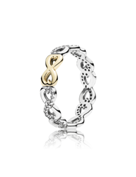 Amour Infini, Cz Incolore by Pandora