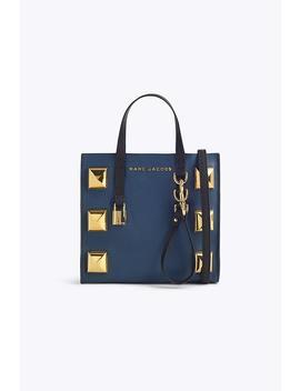 Mini Grind Stud Tote Bag by Marc Jacobs