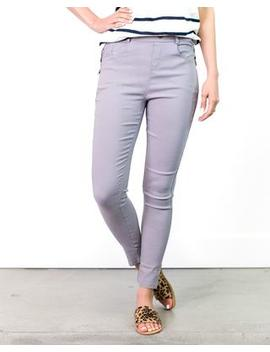 Abigail Colorful Jeggings by Cents Of Style