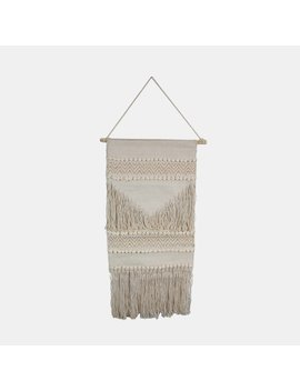 Natural Macrame Wall Hanging by Dormify