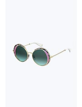 Retro Vintage Round Sunglasses by Marc Jacobs