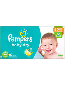 Pampers Baby Dry Diapers (See All Sizes)Pampers Baby Dry Diapers (See All Sizes) by Pampers