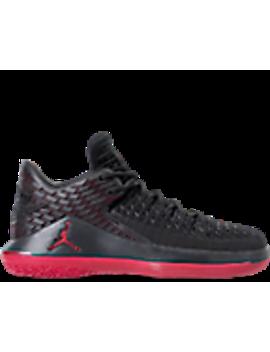 Boys' Grade School Air Jordan Xxxii Low Basketball Shoes by Nike