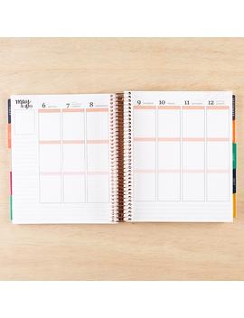 Watercolor Splash   Life Planner™ by Erin Condren