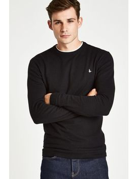 Seabourne Lightweight Crew Neck Jumper by Jack Wills