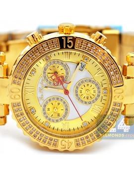 Joe Rodeo Marina 0.75 Ct Diamond Womens Watch Jma4 by 24diamonds