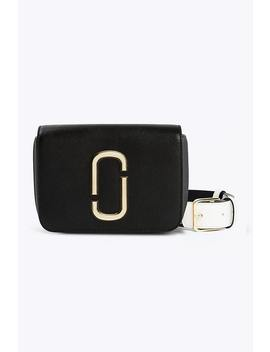 The Logo Strap Hip Shot by Marc Jacobs