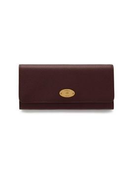 Mulberry Plaque Long Wallet by Mulberry