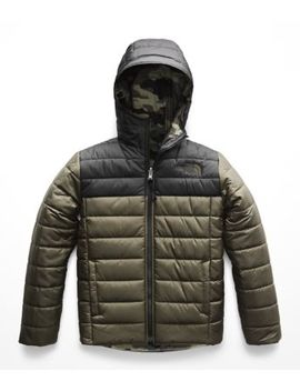 Boys' Reversible Perrito Jacket by The North Face