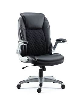Staples Sorina Bonded Leather Chair by Staples