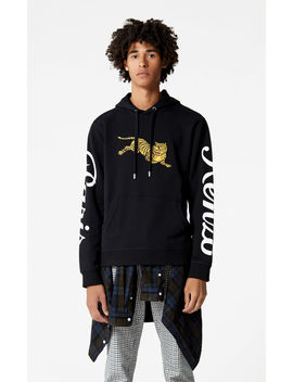 'jumping Tiger' Hoodie 'golden Week Capsule' by Kenzo