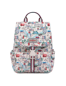 London Map Buckle Backpack by Cath Kidston