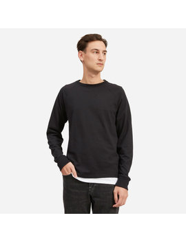 The Heavyweight Long Sleeve Crew by Everlane