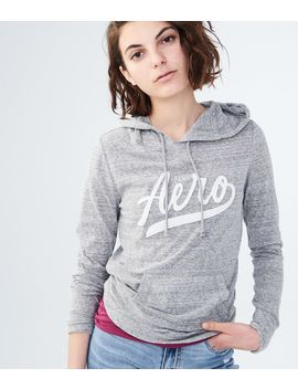 Lightweight Aero Ny Pullover Hoodie by Aeropostale