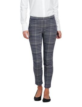 Women's Mid Rise Bi Stretch Pull On Ankle Pants by Lands' End