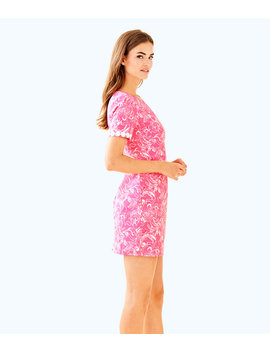 Goop X Lilly Pulitzer Gwyneth Stretch Shift Dress by Lilly Pulitzer