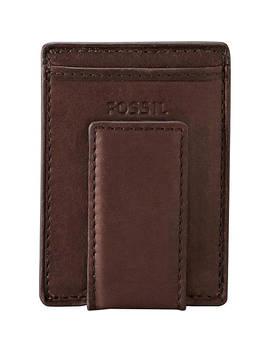 Ingram Magnetic Multicard Wallet by Fossil