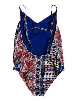 Girl's 7 14 Boheme Life One Piece Swimsuit by Roxy
