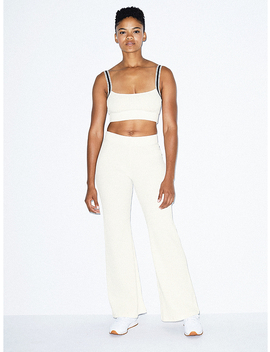 Thick Rib Flare Pant by American Apparel