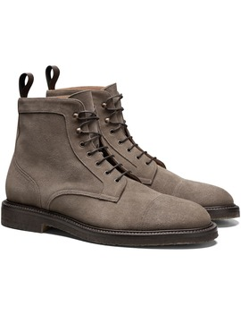 Grey Boot by Suitsupply