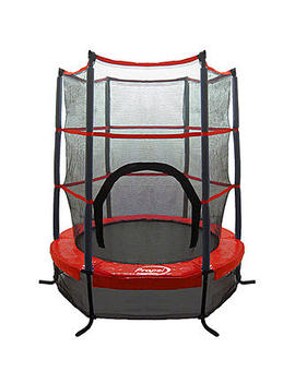 Propel Trampolines Preschool Trampoline With Enclosure Propel Trampolines Preschool Trampoline With Enclosure by Kmart