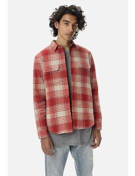 Wool Jupiter Shirt by John Elliott