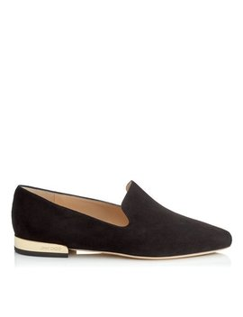 Jaida Flat by Jimmy Choo