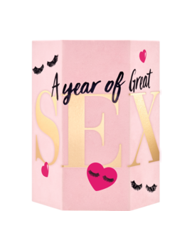 A Year Of Great Sex by Too Faced
