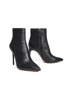 Celyn Leather Bootie by Alice And Olivia