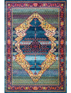 Blissville Delicate Scrollwork Rug by Rugs Usa